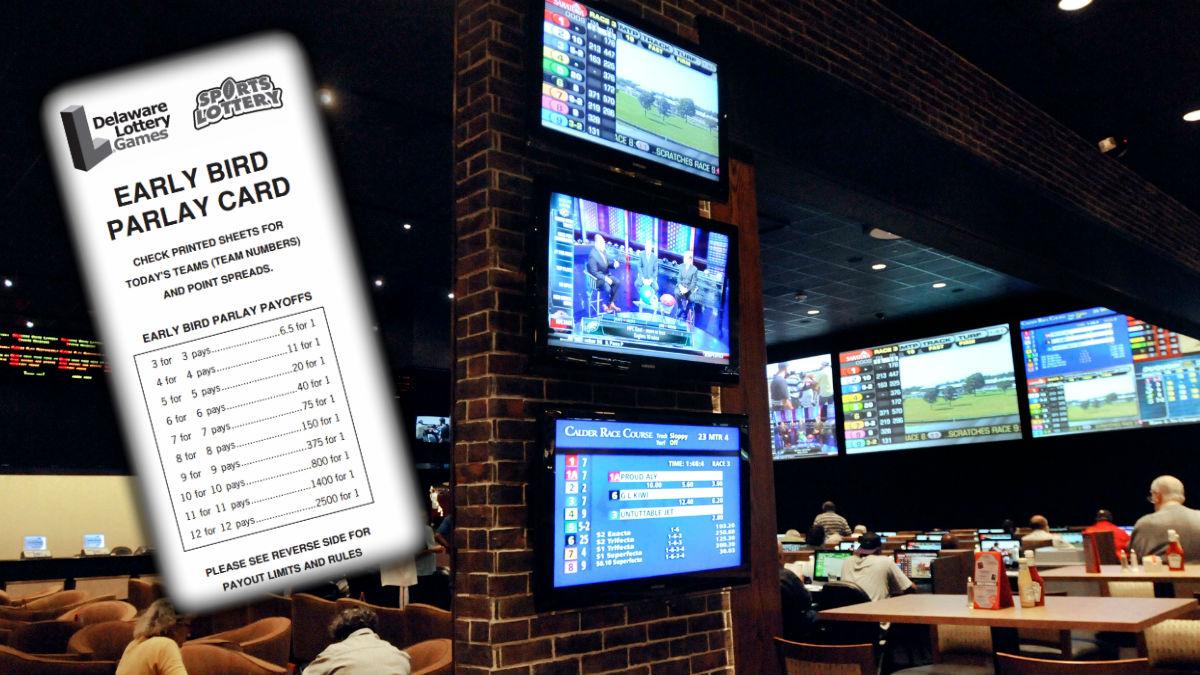 harrington casino delaware sports betting